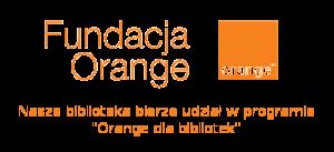Kolejna dotacja od Fundacji Orange